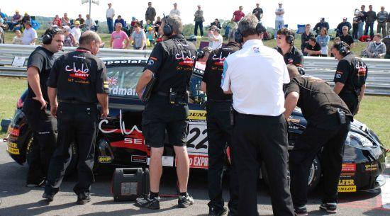 Snetterton 2010 BTCC