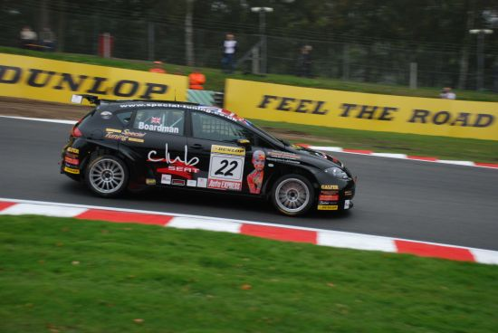 Brands Hatch Indy 2010 BTCC
