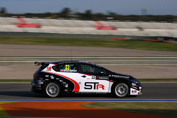 FIA WTCC Valencia 31 March – 01 April 2012
