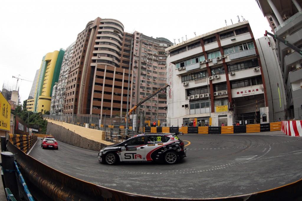 FIA WTCC Macau 15-18 November 2012